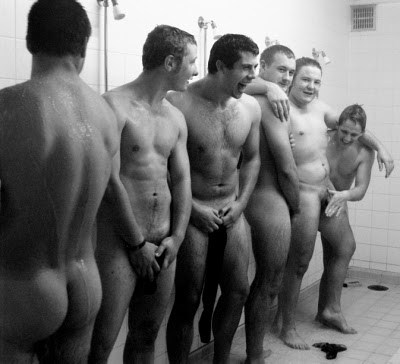 Straight male nude group idea useful