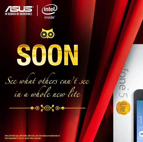 Teaser For Zenfone 5 Lite Surfaced at ASUS Philippines Facebook Page