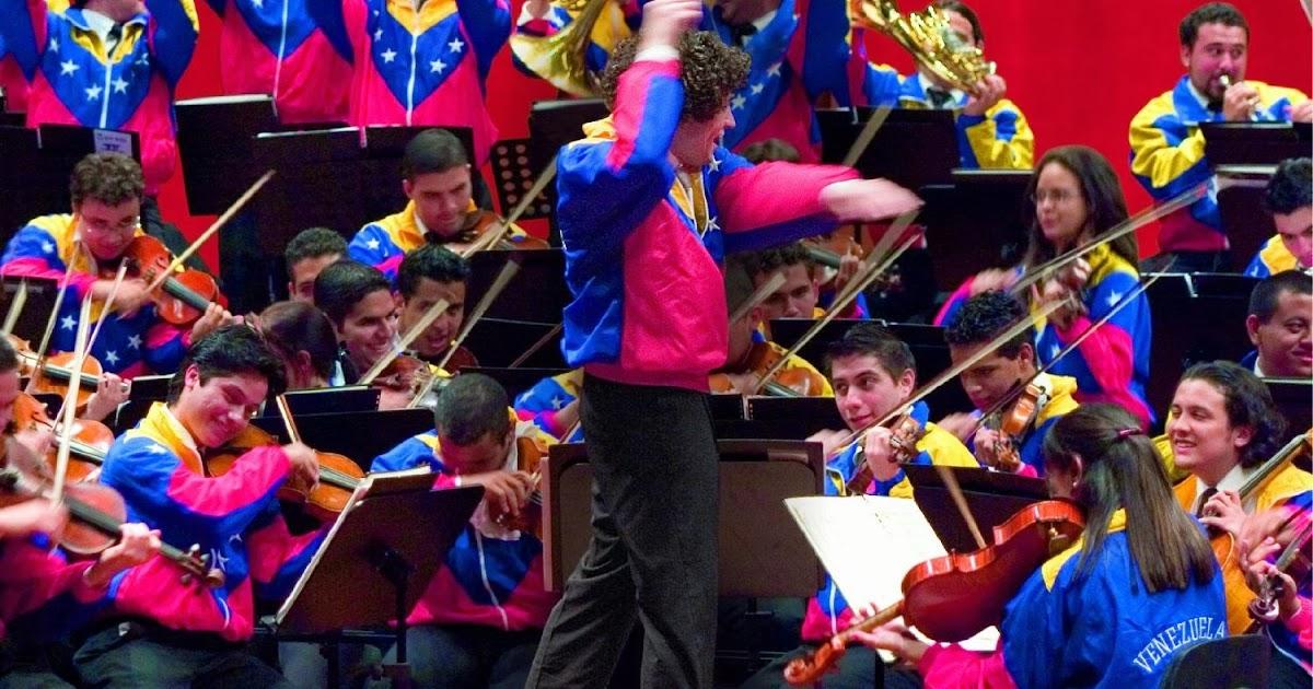 Simón Bolívar Youth Orchestra Of Venezuela - Gustavo Dudamel Fiesta