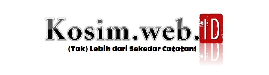 Kosim.web.id