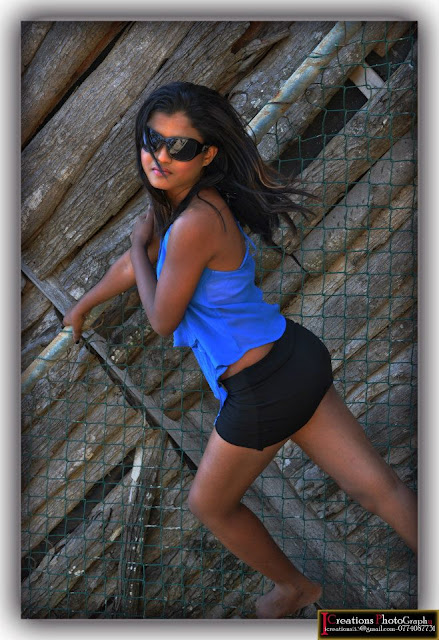 Models Udeni Attanayake Hot photo Shoot