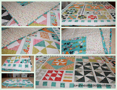 Quilting Gallery Quilt Along
