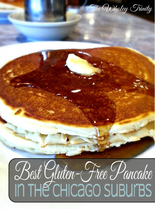 Check out The Point Pancake House in Gurnee IL for the best gluten free pancake!
