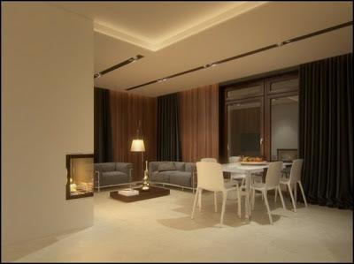 sala comedor moderna