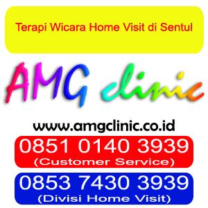 Terapi Wicara Home Visit di Sentul