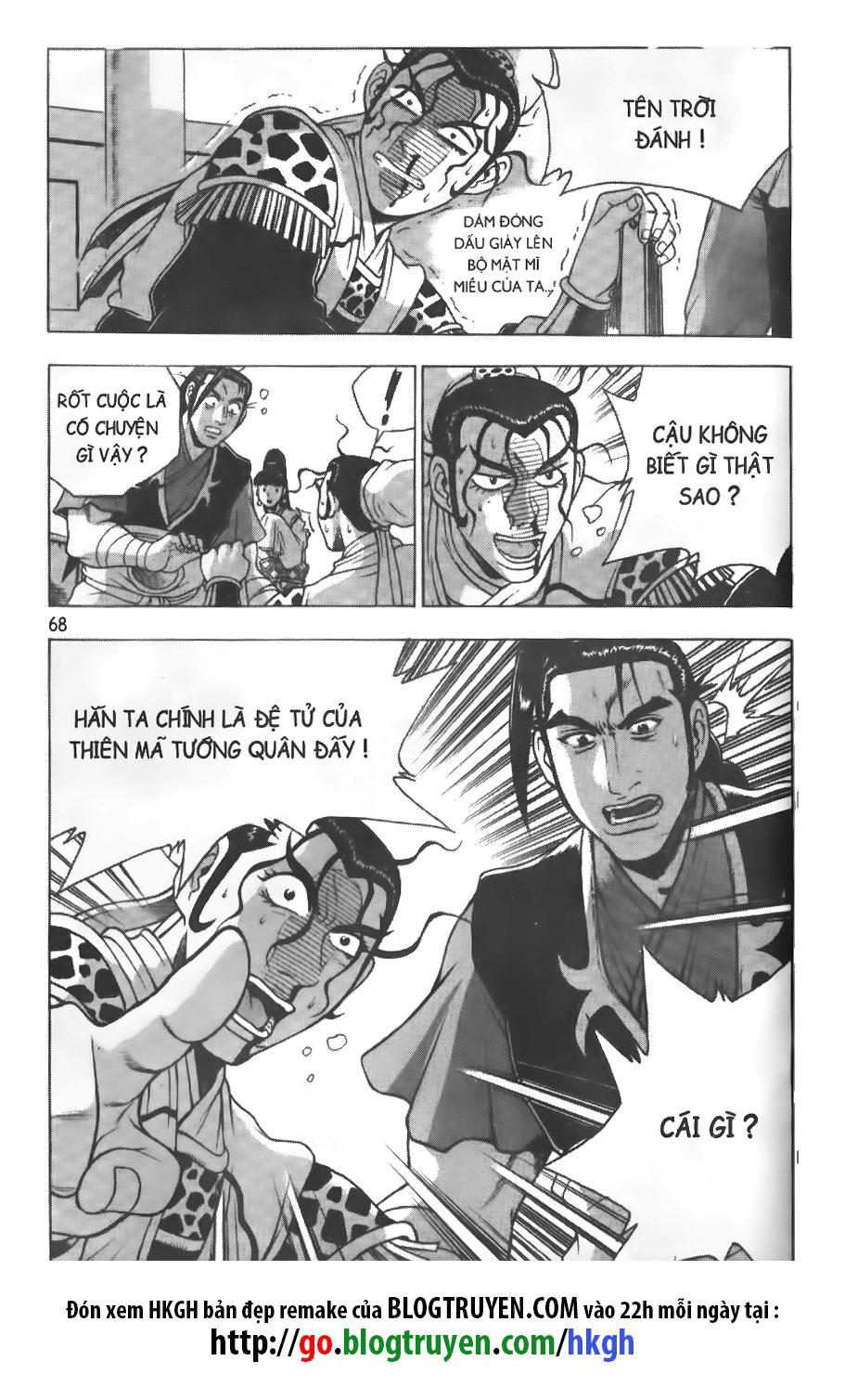 Hiệp Khách Giang Hồ - Hiệp Khách Giang Hồ Chap 231 - Pic 14