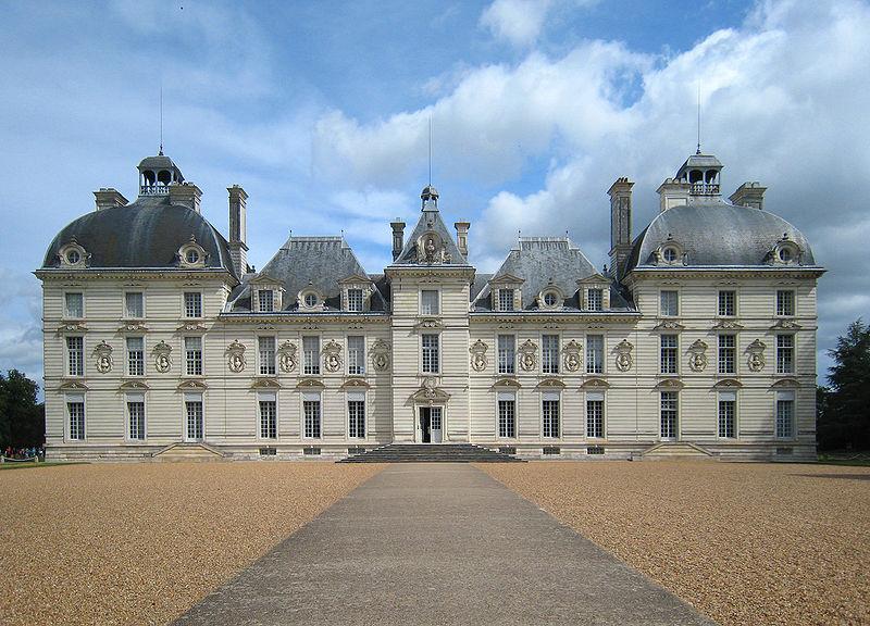 Loveisspeed ch teau de cheverny - Le chateau de moulinsart ...
