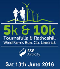 5k & 10k on a windfarm in SW Limerick...Sat 18th June