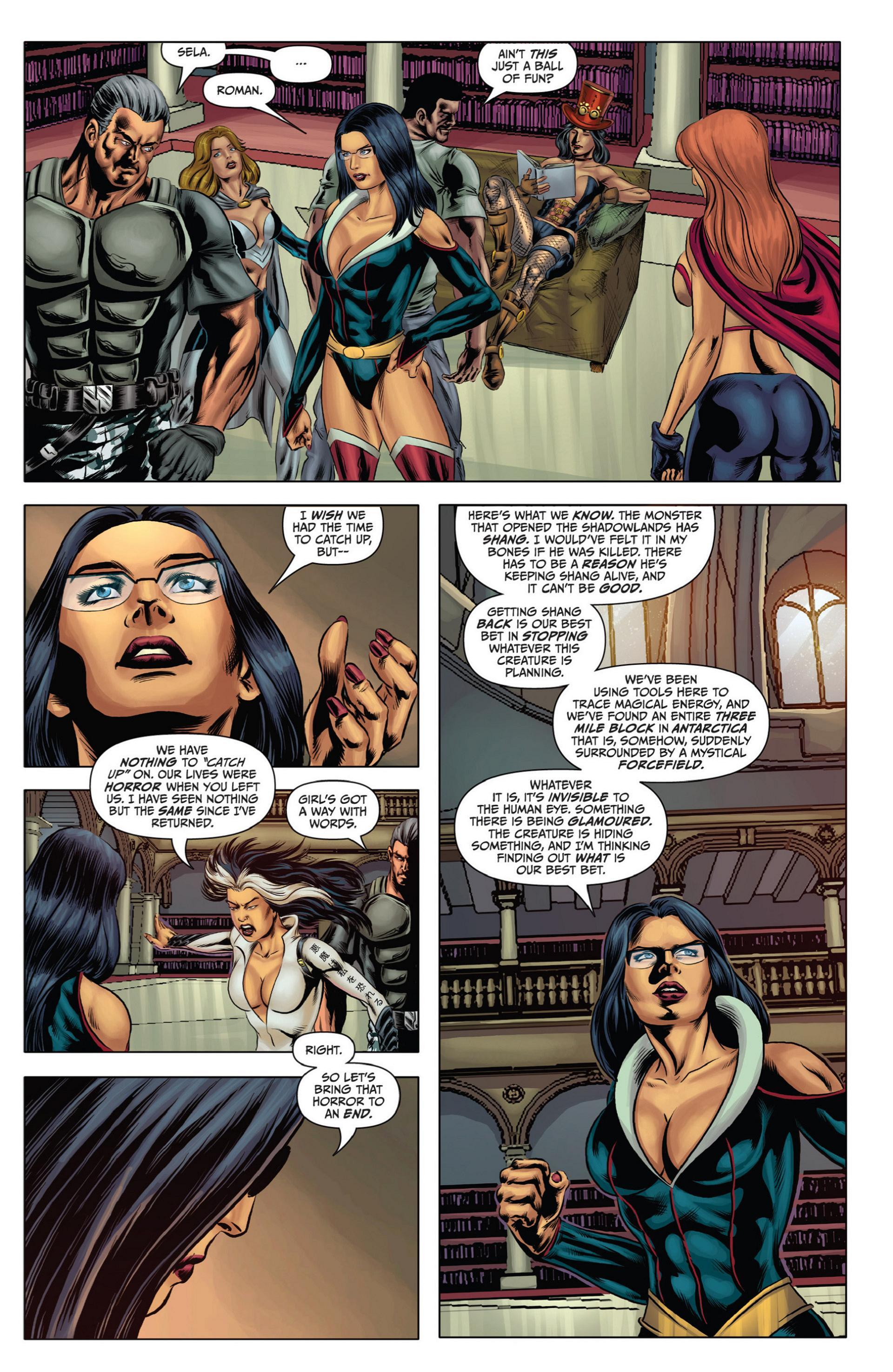 Grimm Fairy Tales (2005) Issue #85 #88 - English 20