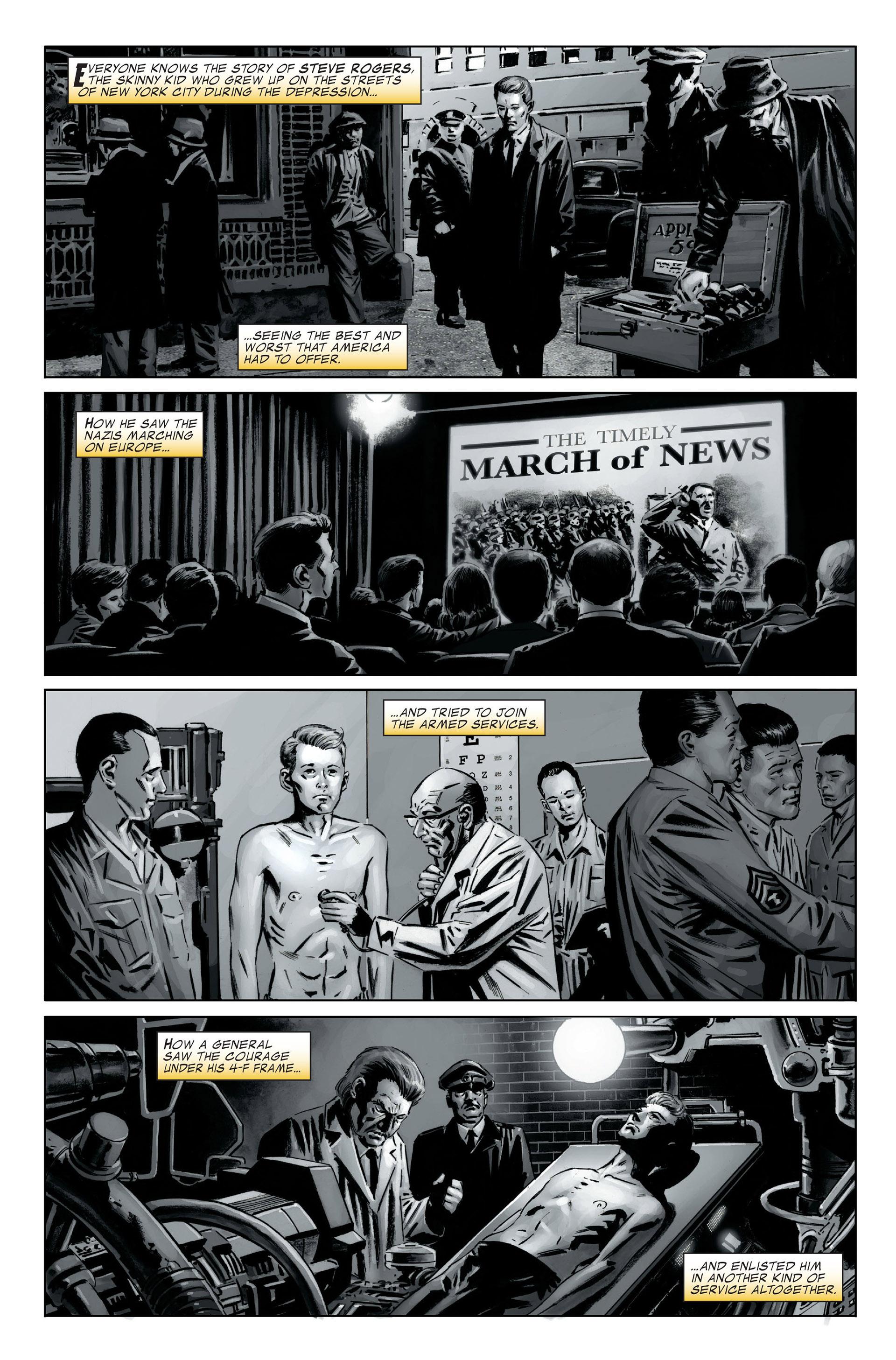 Captain America (2005) Issue #25 #25 - English 3