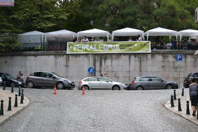 Praça da Alegria - Lisboa