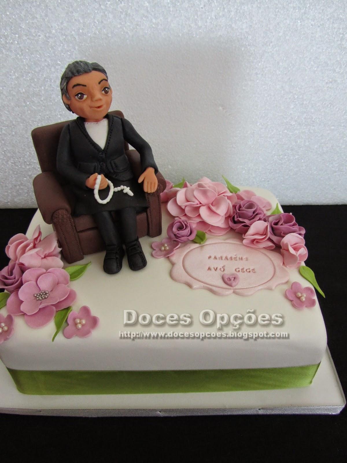 grandmother cake