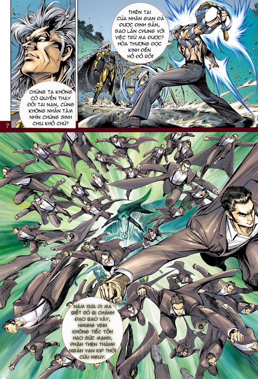 Thần Binh 4 chap 16 - Trang 7