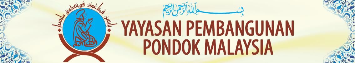 Yayasan Pembangunan Pondok Malaysia