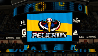 NBA 2K13 New Orleans Pelicans Logo
