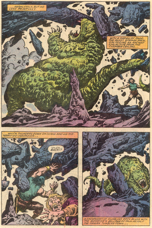 Conan the Barbarian (1970) Issue #144 #156 - English 5