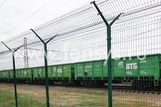 Забор металлический сварной Fensys. Фото 15