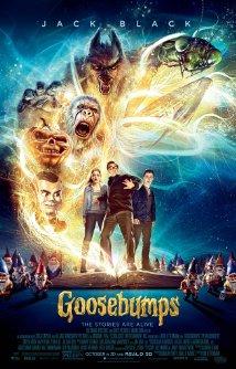 Goosebumps - Monstros e Arrepios 2015 Dublado