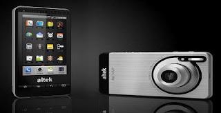 Ponsel Android dengan Kamera 14 MP Pertama