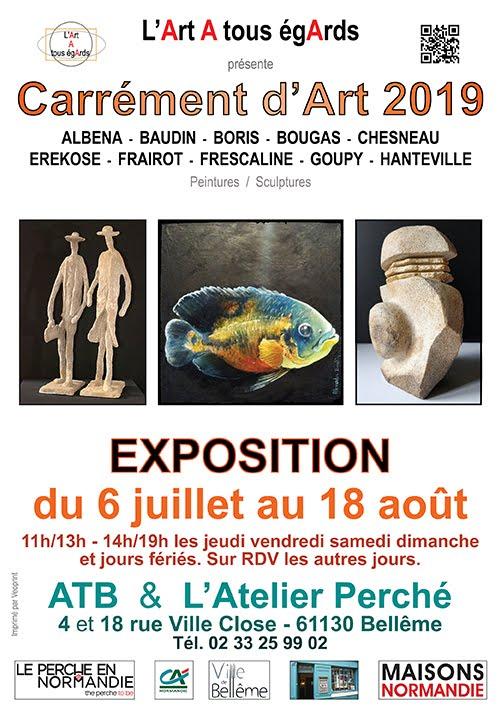 Exposition en cours