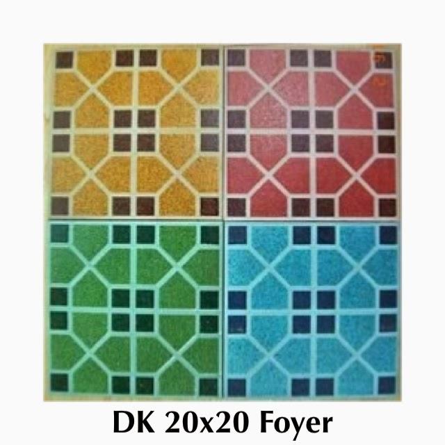DK 20x20 Foyer