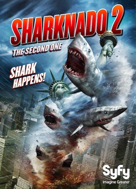 ¡Cartelicos!: Sharknado 2