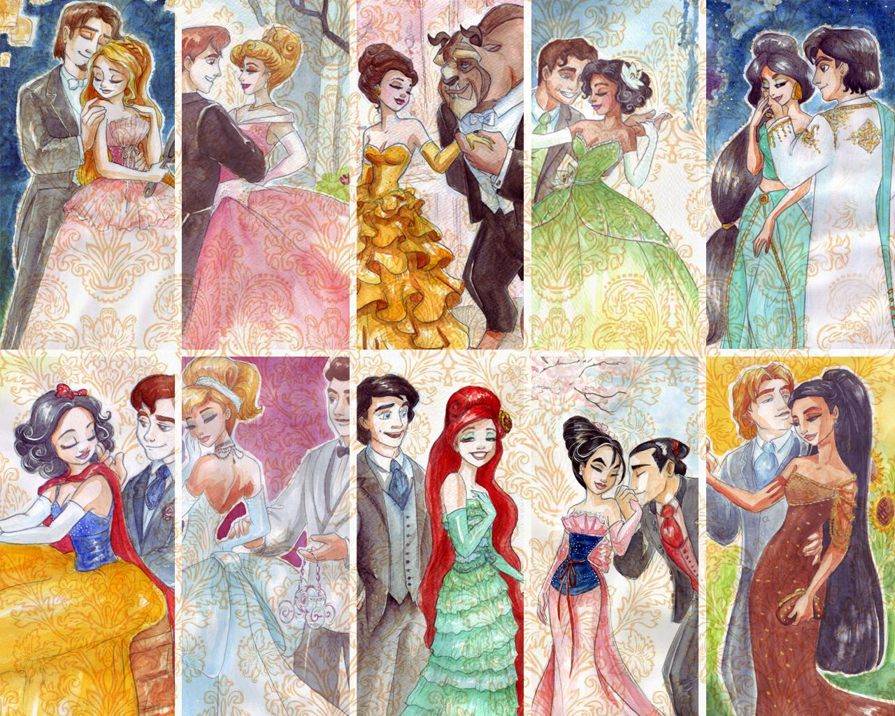 Disney Cast 1 2 3 Princesas Outra Vez Captulo 3