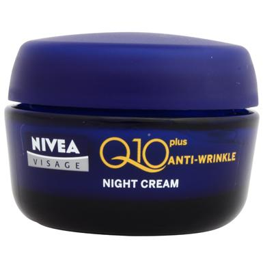 UK Health, Fitness and Lifestyle Blog reviews Nivea Q10 Anti Wrinkle Cream. Product Review