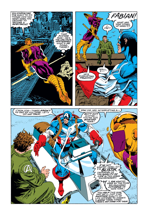 Captain America (1968) Issue #422 #372 - English 19