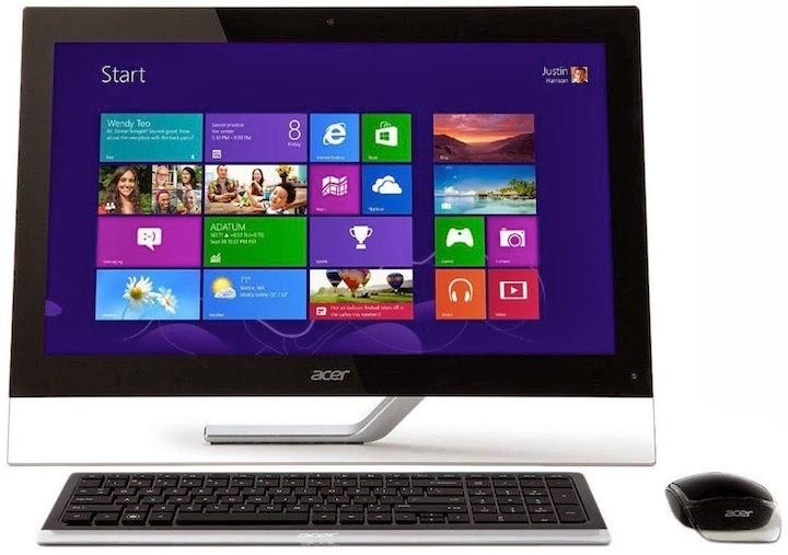 моноблок Acer Aspire 7600U