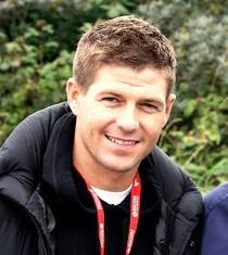 Steven Gerrard: Centurion