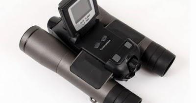 kamera unik Binoculars Camera