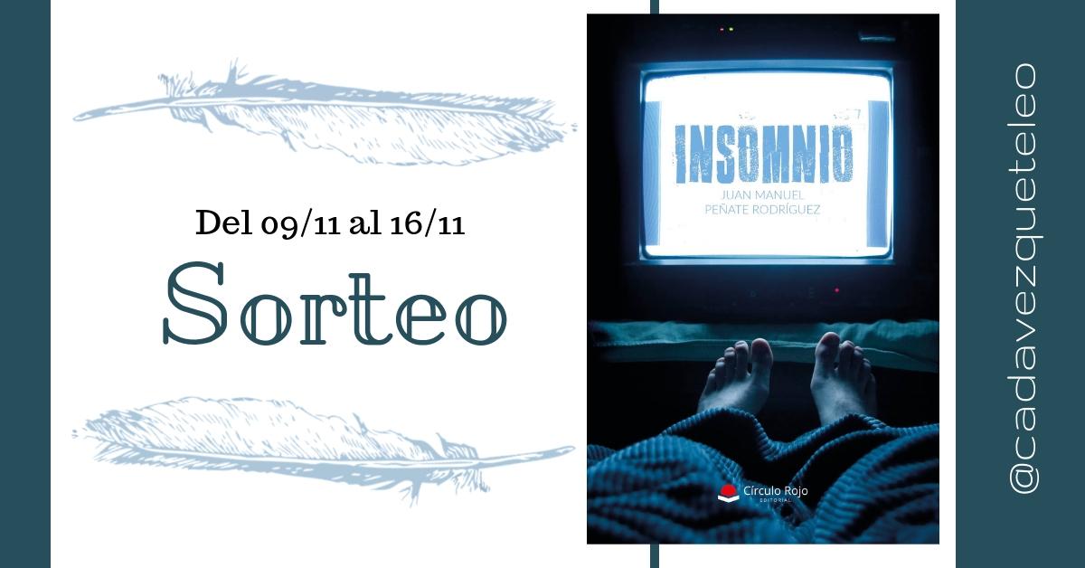 SORTEO!! (Activo hasta el 16/11)