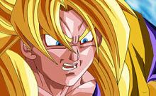 Transformacion Goku