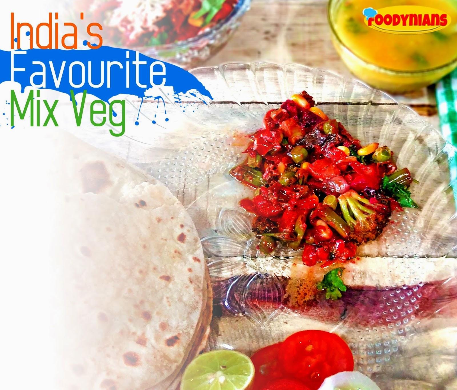 mix-veg