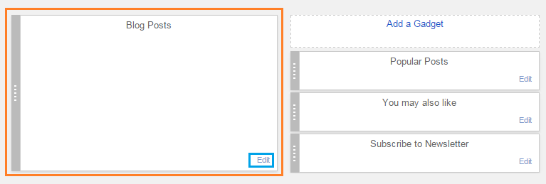 How to customize header and footer in blogger | 101helper blogger tutorials