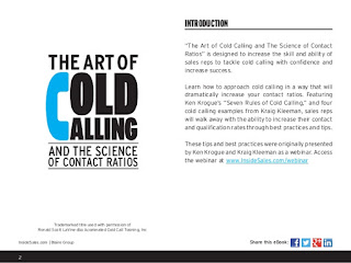 The Art of the Cold Call