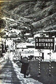 Garganistan Gargano Foto d'epoca San Giovanni Rotondo