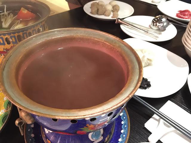 Street 50 - Essence of Chicken Hot Pot Broth