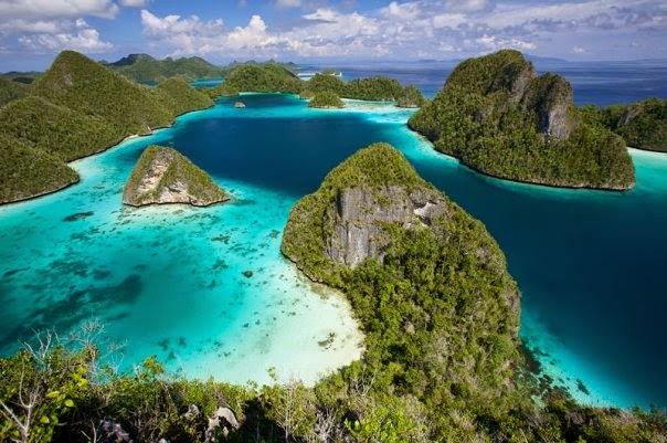 Kepulauan Raja Ampat Papua Barat
