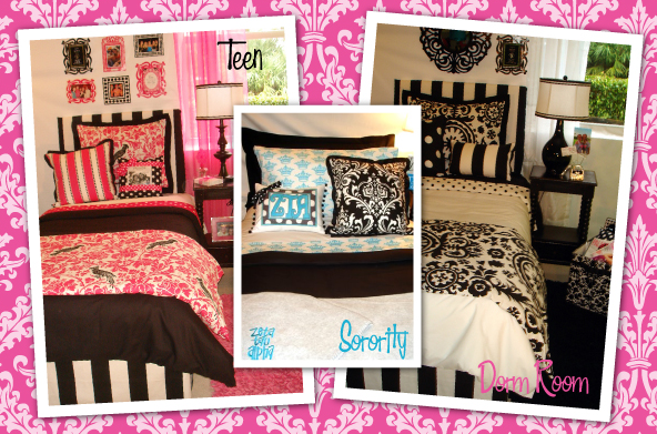 Giveaway  Decor 2 Ur Door  The College Prepster ~ 055653_Sorority Dorm Room Ideas