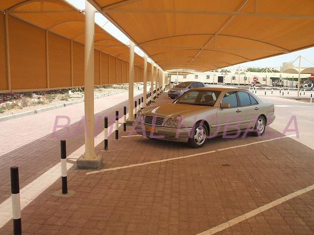 Tensile Shade In Uae Car Parking Shade Uae Bait Al Nobala Tents