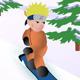 Naruto Snowboarding jogo do Naruto