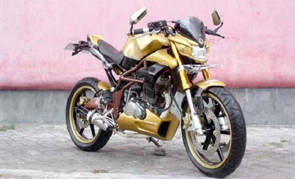 1000+ Modifikasi Motor Tiger Terunik 2014