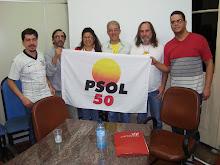 NOVA COMISSÃO PROVISÓRIA DO PSOL JF ELEITA PARA O BIÊNIO 2014/2015