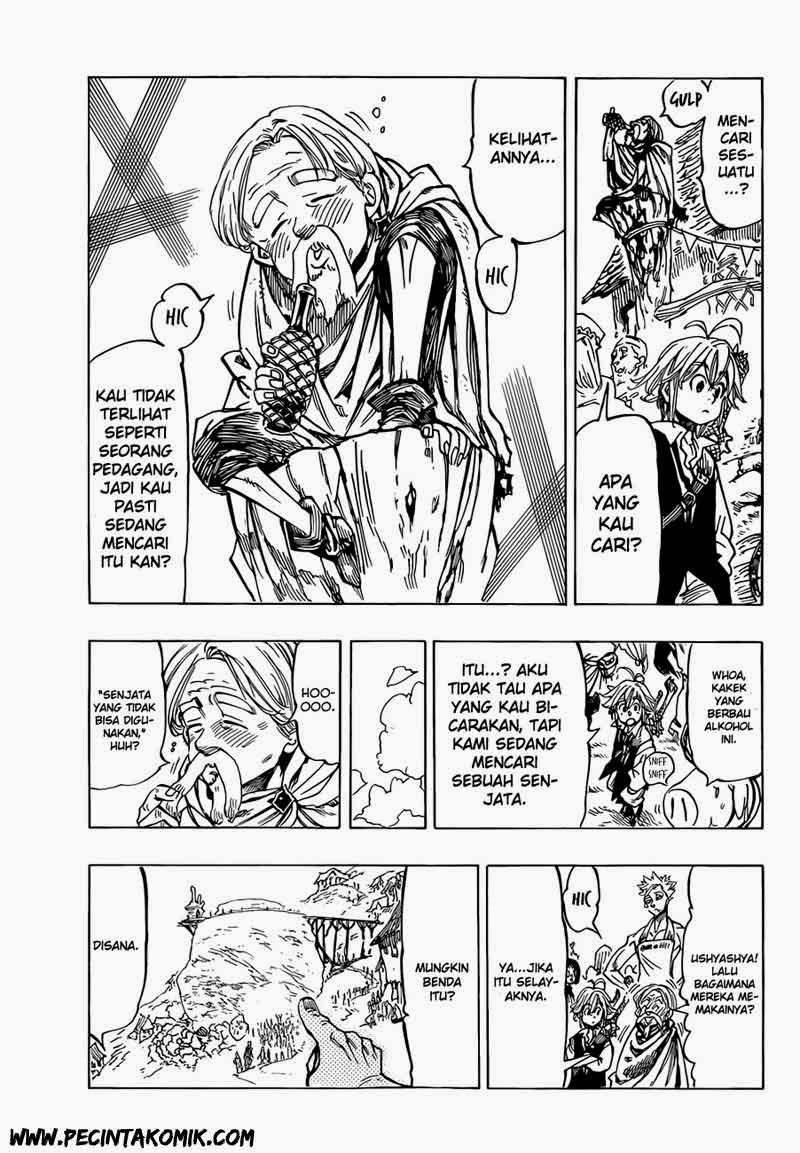 Nanatsu No Taizai Chapter 30-13