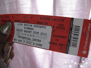 k-pop Big bang galaxy tour at prudential center updated ticket