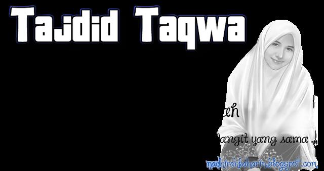 Tajdid Taqwa