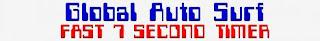 Sofware 2500 backlink gratis dengan Global Auto Surf