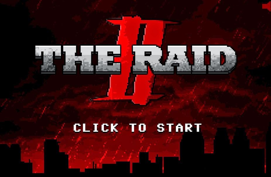 Download Game PC Ringan The Raid 2 Berandal